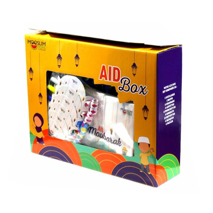 Kit Aïd Box - Mooslim Toys