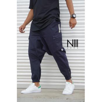 Sarouel bleu N3 pour homme - Na3im