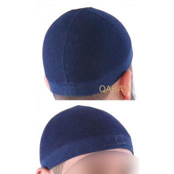 Bonnet - Couleur Jeans Foncé - Qabail
