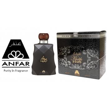 Oudh Khalifa 2020 Black - Eau de Parfum pour Homme - Oudh Al Anfar