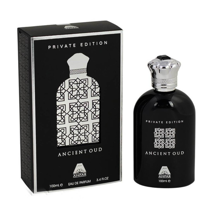 Ancient Oud - Private Edition - Eau de Parfum pour Femme - 100ml