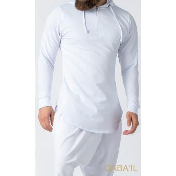 Sweat Blanc Qaba'il : Etniz Oriental