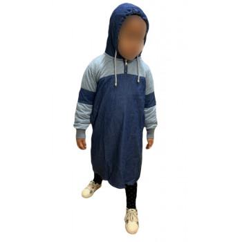 Qamis The One Birmingham Jeans - Bleu - Pour Enfants