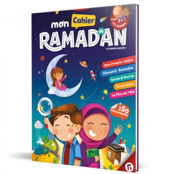 Mon Cahier De Ramadan - Pour Les Grands +7 Ans - Edition Learning Roots