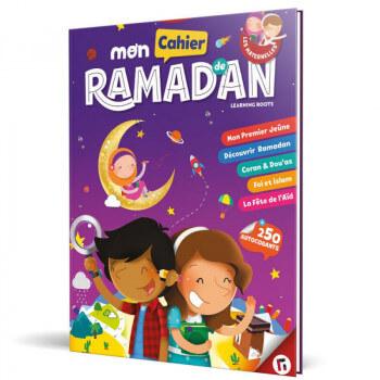 Mon Cahier De Ramadan - Pour Les Maternelles +4 Ans - Edition Learning Roots