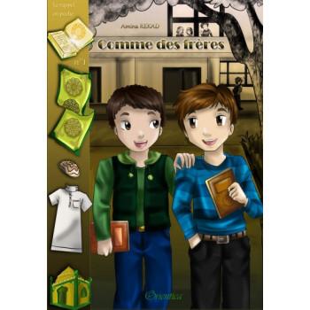 Le Rappel en Poche N°1 : Comme des Frères - Orientica