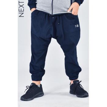 Sarouel Enfant Bleu Marine - Next 100% Coton - Na3im