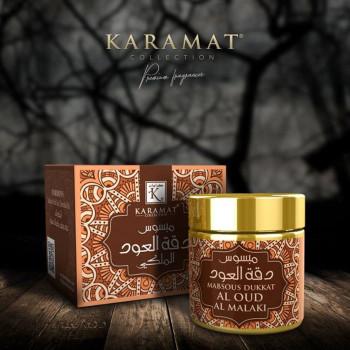 Mabsoos Dukkat Al Oud Al Malaki - Bakhour 30g - Karamat