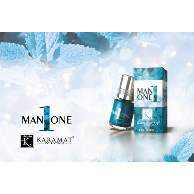 Man 1 One - Musc 3ml - Karamat