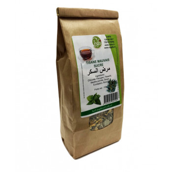 Mauvais Sucre - Tisane 100% Naturel - Chifa - Sachet 100 gr