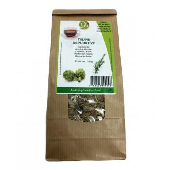Dépurative - Détoxe - Tisane 100% Naturel - Chifa - Sachet 100 gr