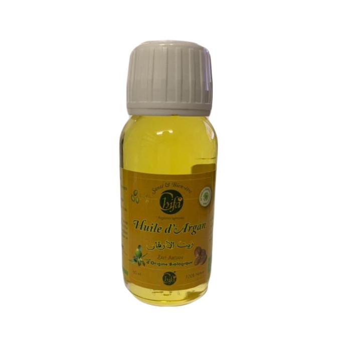 Huile d'Argan BIO - Maroc - 60 ml - Chifa