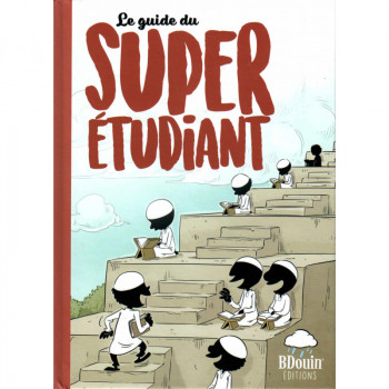 BD - Guide Super Etudiant - Edition Du Bdouin
