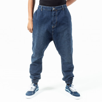 Saroual Pantalon Jeans Blue Basic - Usual Fit - DC Jeans