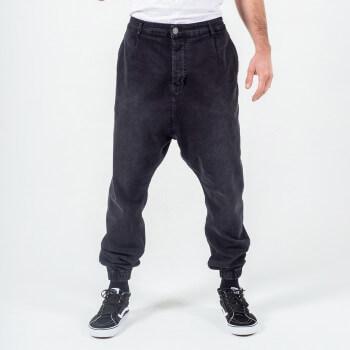 Saroual Pantalon Jeans Noir Basic - Usual Fit - DC Jeans
