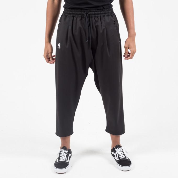 Saroual Pantacourt Classic COS Noir - Usual Fit - DC Jeans