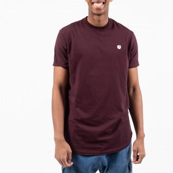 Tshirt Oversize HEM Prune - Manche Courte - DC Jeans