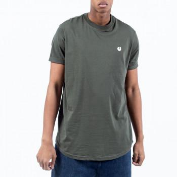 Tshirt Oversize HEM Kaki - Manche Courte - DC Jeans