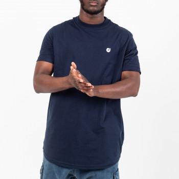 Tshirt Oversize HEM Bleu - Manche Courte - DC Jeans
