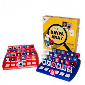 """Kayfa Ana ? - """"Qui est-ce"""" ? Le Jeux de Société Pour Toute la Famille - Mooslim Toys"""