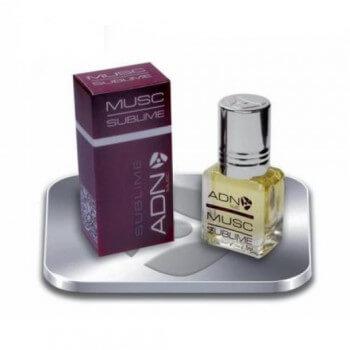 MUSC SUBLIME - Essence de Parfum - Musc - ADN Paris - 5 ml