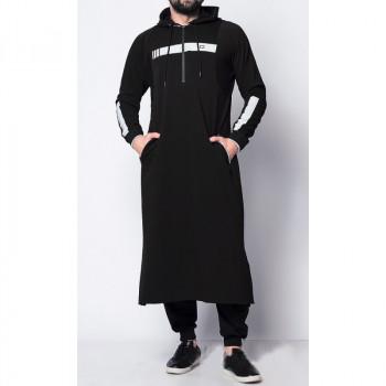 Qamis noir Qaba'il : Vortex