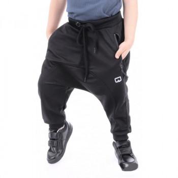 Serwal Jogging Léger Enfant - Noir - Junior - 3 à 16 ans - Qaba'il
