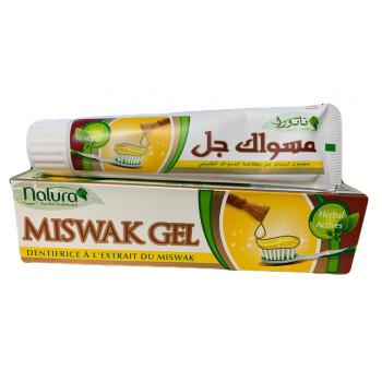 Dentifrice à l'Extrait du Meswak - 100 gr - Natura Miswak