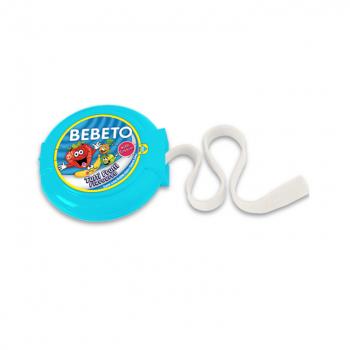 Bonbons Super Long Bubble Gum - Tutti Frutti - Bebeto - Halal - Sachet 180 gr