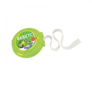 Bonbons Super Long Bubble Gum - Pomme - Bebeto - Halal - Sachet 180 gr