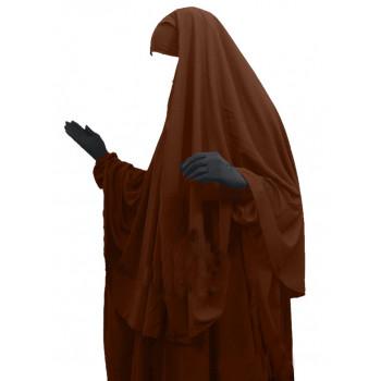Hijab / Khimar Cape - Cannelle - Umm Hafsa
