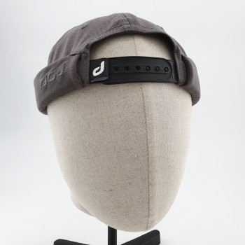 Couvre Chef - Docker Hat TWILL - Gris - DC Jeans