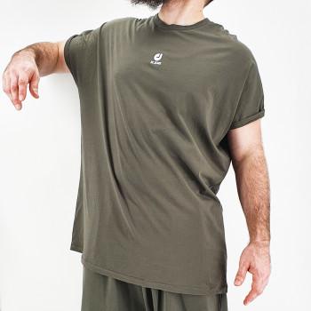 Tshirt Oversize BAT Kaki - Manche Courte - DC Jeans
