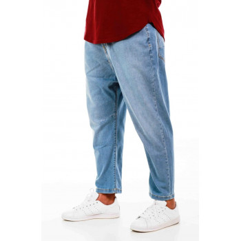 Saroual D1 NIL Jeans Bleach - Coupe Djazairi - Timssan