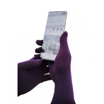 Gant Tactile - Prune - Umm Hafsa