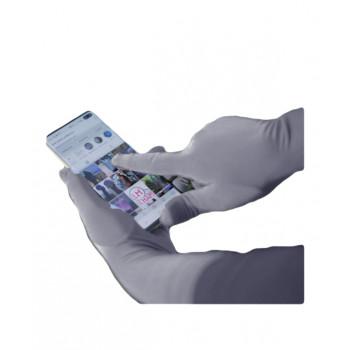 Gant Tactile - Gris - Umm Hafsa