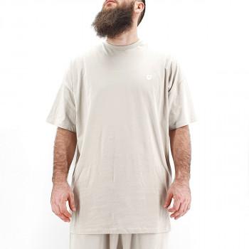 Tshirt Oversize WIDE Beige - Manche Courte - DC Jeans