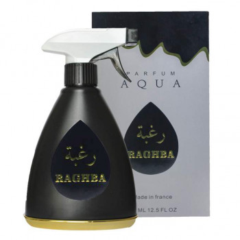 Vaporisateur - Parfums d'Ambiance - Raghba - Diamant - 375 ml