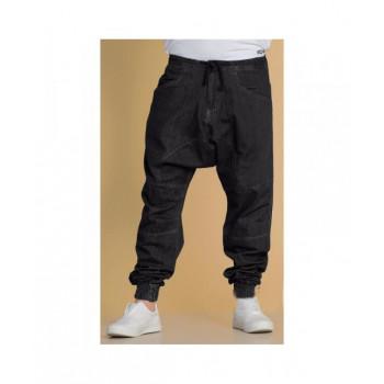Sarouel jeans noir Qaba il : Next