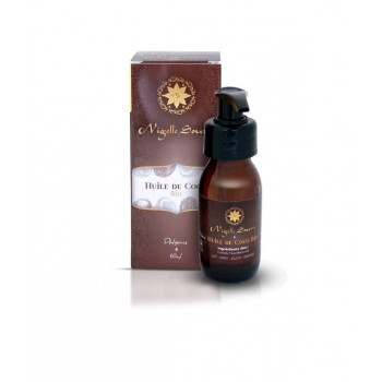 Huile de Coco Bio - 60 ml - Nigelle Source