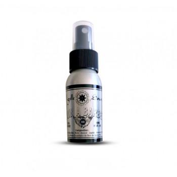 Soin à Barbe BIO - 5 Huiles BIO et Parfumé Bois de Santal BIO - 50 ml - Nigelle Source