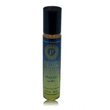 Hayati - Collection Privé - Eau de Parfum Mixte Homme et Femme - 33ml - Prestigia