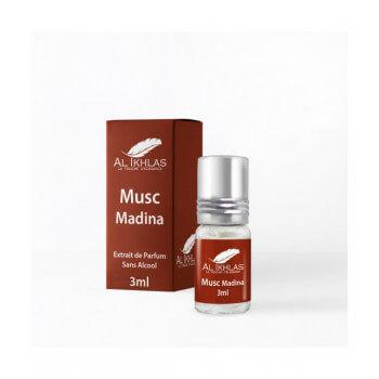 Musc Madina - 3 ml - Musc Ikhlas