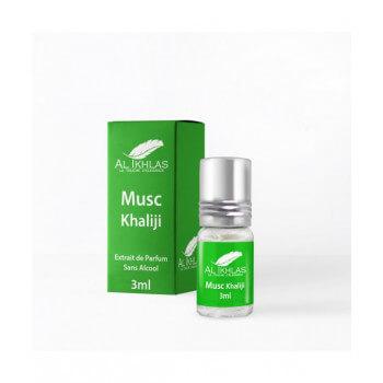 Musc Khaliji - 3 ml - Musc Ikhlas