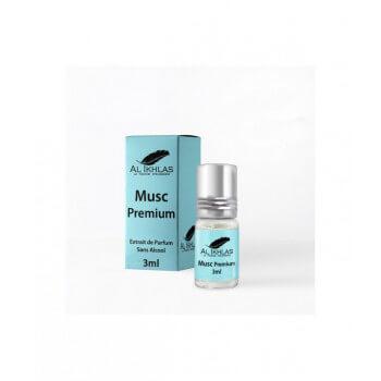 Musc Premium - 3 ml - Musc Ikhlas
