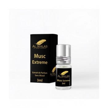 Musc Extreme - 3 ml - Musc Ikhlas