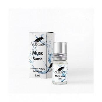 Musc Sama - 3 ml - Musc Ikhlas