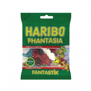 Phantasia - Fantastik - Haribo Halal - 100g
