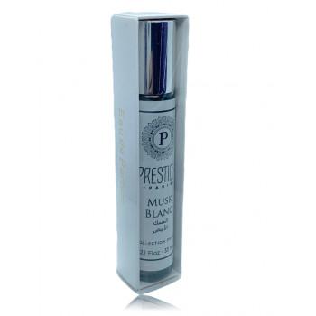 Musk Blanc - Musc Tahara - Collection Privé - Eau de Parfum Mixte Homme et Femme - 33ml - Prestigia
