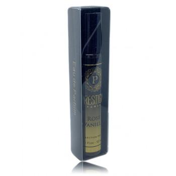 Rose Vanille - Collection Privé - Eau de Parfum Mixte Homme et Femme - 33ml - Prestigia